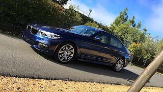 Download 2017 BMW 530 / 530e / 540 / 550 / 5er / G30 5 Series TECH REVIEW (1 of 2) Video