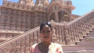 Download BAPS Mandir Chino Hills Visit Video