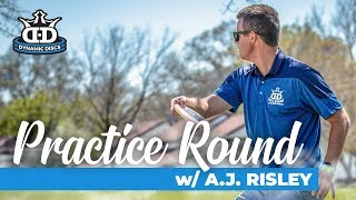 Download Jones East Practice Round with A.J. Risley! Video