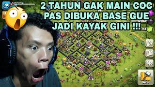 Download 2 TAHUN GAK MAIN COC, INI YANG TERJADI PADA BASE GUE ! Clash Of Clans Indonesia Video