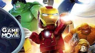 Download LEGO Marvel Super Heroes - Le Film Complet / FR / 1080p Video