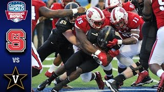 Download NC State vs Vanderbilt Independence Bowl Highlights (2016) Video