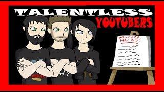 Download The Most Talentless Hack youtubers - Joy Sparkle bs - Chris Ray Gun Video