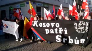 Download Slavic Countries: KOSOVO IS SERBIA - Thank you brothers! Video