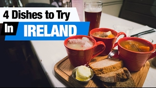Download Irish Food Tour - 4 Dishes to Try in Ireland! (Americans try Irish Food) Video