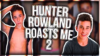 Download HUNTER ROWLAND ROAST ME AGAIN(DISS TRACK) Video