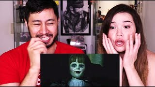 Download ANNABELLE: CREATION   Trailer #2 Reaction! Video
