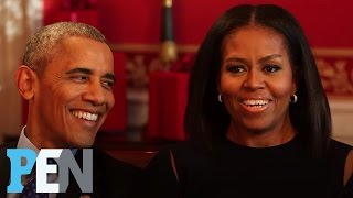 Download The Final Interview With The Obamas (Full Interview) | PEN | Entertainment Weekly Video