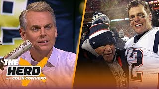 Download Colin Cowherd on blown call in Saints' loss, Credits Patriots' win to being crafty | NFL | THE HERD Video