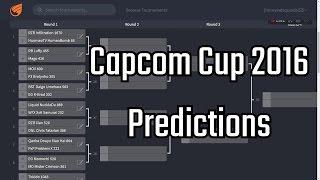 Download Capcom Cup 2016 Predictions Video