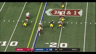 Download 2018: Michigan 31 Indiana 20 Video