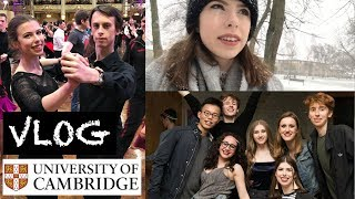 Download CAMBRIDGE VLOG 10: DO I HAVE TIME FOR A SOCIAL LIFE? Video