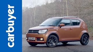 Download Suzuki Ignis SUV city car review - Carbuyer Video