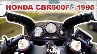 Download Honda CBR 600 F - 1995 - GoProHero3 Video