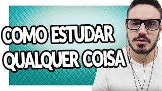 Download COMO ESTUDAR QUALQUER COISA? - JAMILK RESPONDE Video