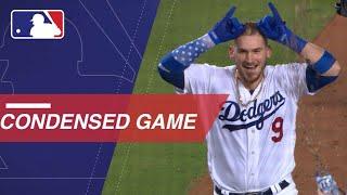Download Condensed Game: MIL@LAD - 8/1/18 Video