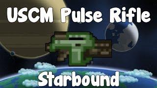 Download USCM Pulse Rifle - Starbound Guide - Gullofdoom - Guide/Tutorial - BETA Video