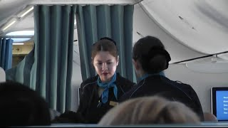 Download Oman Air 737-800 inflight experience to Dubai Video