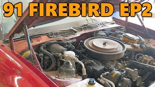 Download 1991 Pontiac Firebird Project Lift Struts and Various Small Parts (Ep.2) Video