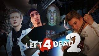 Download TU SEKSI ! Left 4 Dead 2 - No Mercy & Dark Carneval - Survival #3 Video
