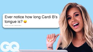 Download Cardi B Goes Undercover on Reddit, Twitter and YouTube | Actually Me | GQ Video