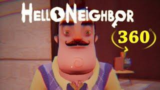 Download Hello Neighbor 360 Video