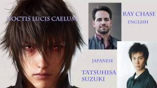 Download English VERSUS Japanese! Voice Compare for Final Fantasy XV Video