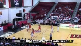 Download NCAA Women's Basketball D1. UNLV - Boise State 25.02.2016 Video