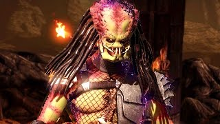 Download Mortal Kombat X - Predator Ladder Walkthrough and Ending Video