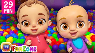 Download Johny Johny Yes Papa Ball Pit Show - ChuChu TV 3D Baby Songs & Nursery Rhymes for Kids Video