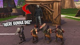 Download FIRST EVER Fortnite: Friday the 13th NEW GAMEMODE! PLAYGROUND MODE IS INSANE! (Custom) Video