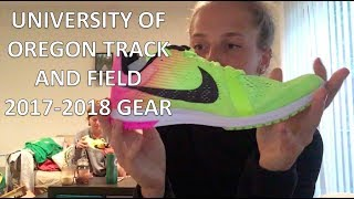 Download 2017 NIKE OREGON TRACK AND FIELD GEAR UNBOXING Video