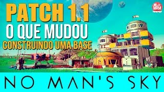 Download No Man's Sky - FOUNDATION UPDATE PATCH 1.1 / O QUE MUDOU / Construção de BASES e mais! Video