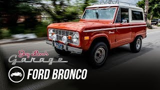 Download 1977 Ford Bronco - Jay Leno's Garage Video