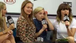 Download Holy Trinity Hollywire Interview @ Vidcon 2014 Video