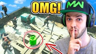 Download THE INVISBLE HIDING SPOT!!! - Call of Duty PROP HUNT Video
