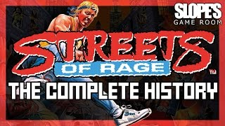 Download Streets Of Rage. The Complete History - SGR Video