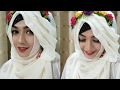 Download Pohela Boishakh Hijab Tutorial with Headwear part 2 | Pari ZaaD ❤ Video