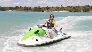 Download Teaching a Jetski How to Swim! Video