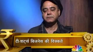 Download T-Shirt Manufacturing Business | Captain Kyso | CNBC Awaaz Video