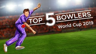 Download World Cup 2019: Top-5 Bowlers Video