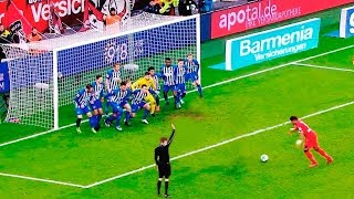 Download 15 RAREST AND MOST UNUSUAL FOOTBALL MOMENTS Video