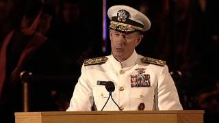 Download Navy Seal commander gives some of the best advice to Grads at commencement Video