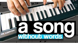 Download A Song Without Words Video