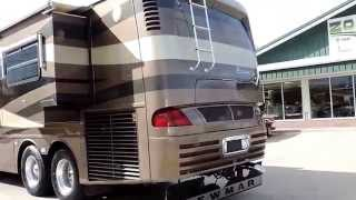 Download Awesome 45' 2003 Newmar Essex Oxford 3-Slides 500HP Cummins!!! Video