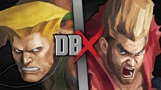 Download Guile VS Paul Phoenix (Street Fighter VS Tekken) | DBX Video