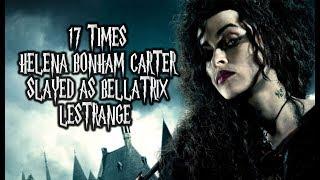 Download 17 Times Helena Bonham Carter Slayed As Bellatrix Lestrange Video