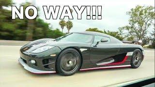 Download 800HP Lambo vs Koenigsegg CCXR *SHOCKING RESULTS* Video