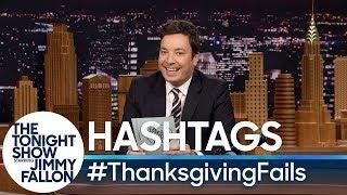 Download Hashtags: #ThanksgivingFails Video