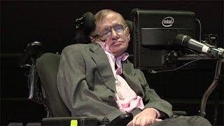 Download Stephen Hawking on black holes - Professor Stephen Hawking Video